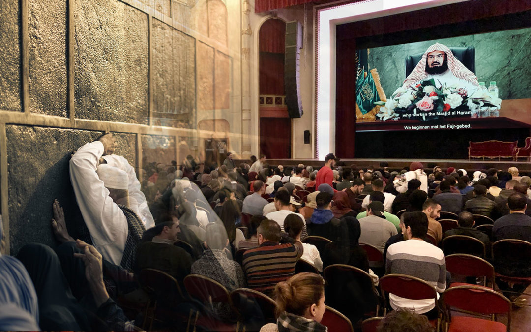 #ODITH: Eye-opening Islamic documentary about Makkah premiered in Antwerp, Belgium