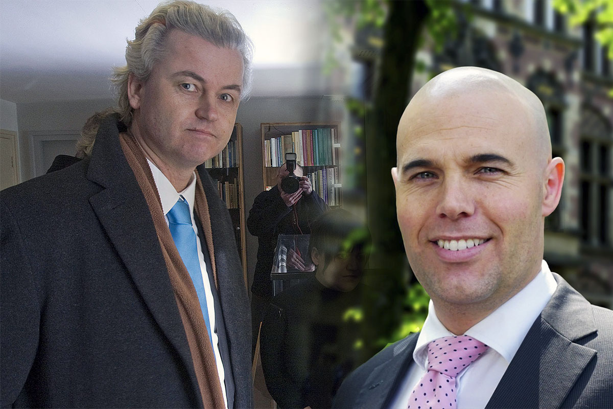 Geert Wilders' former senior right hand, Joram van Klaveren, converts to Islam
