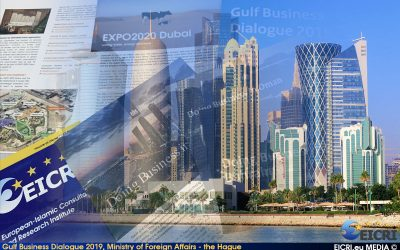 Entrepreneurs gather in the Hague for the Gulf Business Dialogue 2019