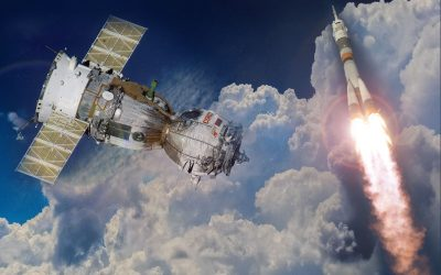 Russian Soyuz rocket launches first astronaut from UAE to International Space Station