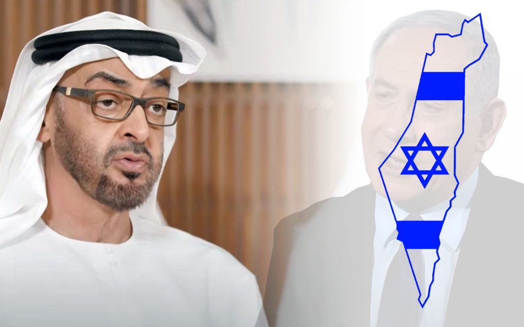 "Reactions on the UAE & Israël ""peace deal"": fame or shame?"